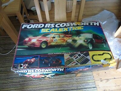 Ford Cosworth Scalextric