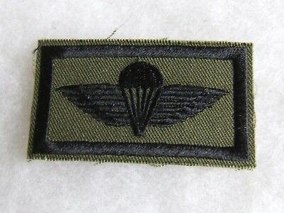 Irish Defence Forces Special Forces Ranger Wing Airborne Parachute Jump Wing