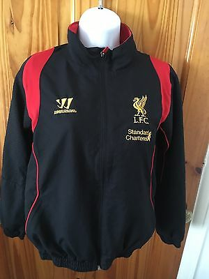 Boys Liverpool FC JacKet Age 11 Years