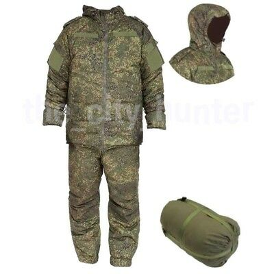 Winter suit of the Russian army. ORIGINAL. VKPO 8 level. Storage bag.