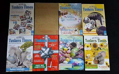 official tuskers times books and catalogues