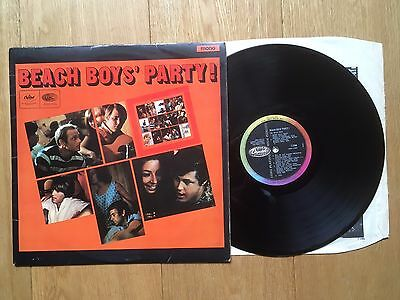 BEACH BOYS - BEACH BOYS PARTY! Vinyl LP MONO T 2398 CAPITOL  ... best