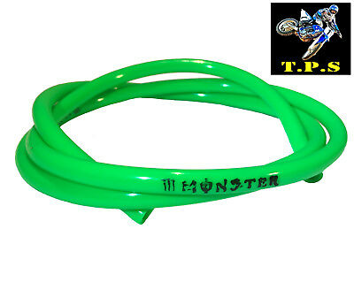 6Mm Green Fuel Petrol Hose Pipe Line Quad Pit Bike Motorcycle 50 90 110 125 Cc