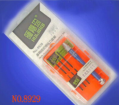 8929 Repair Screwdriver Open Set Tools kit for watch eye glasses maintennance