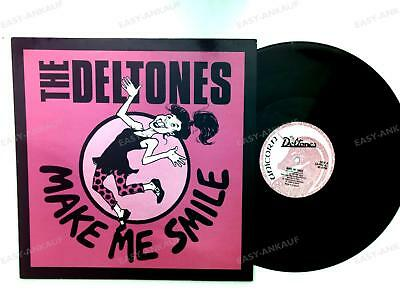 The Deltones - Make Me Smile UK Maxi 1989 /3