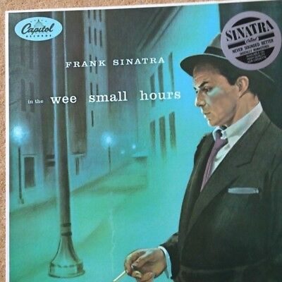 Frank Sinatra - In The Wee Small Hours - Vinyl LP