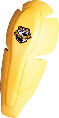 Icon CE Mens Elbow Guard Yellow