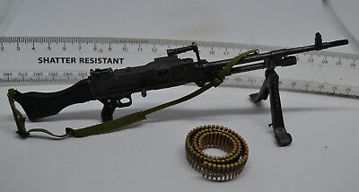 *Brand New*  Dragon 1/6th Scale British Falklands Dhak Gurung GPMG + Sling MDRW2