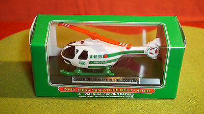 2005 Miniature Hess Helicopter