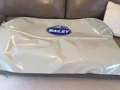 Bailey Double Axle Draught Skirt & Wheel Cover for Caravans