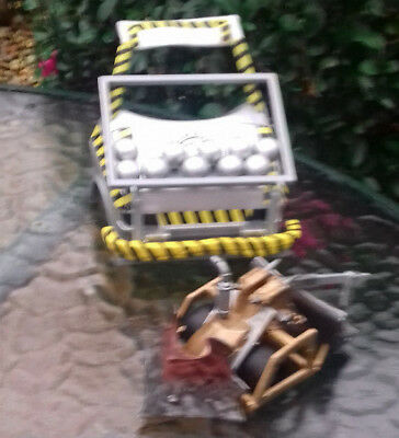 """Bbc/logistix Retail Kids """" Robot Wars Shunt Pullback """" As Supplied In 1998"""