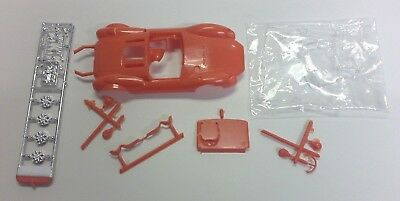 MONOGRAM Vintage SERIES II COOPER FORD PMTR3016 (COMPLETE BODY KIT) 1.32 1964