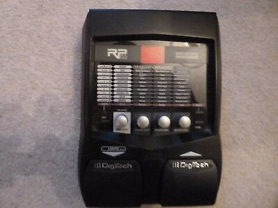 Digi tech RP155 Guitar Multi Effect Modelling Processor, Drums, Looper, Record