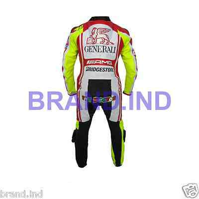 Valentino Rossi DUCATI CORSE Motorbike Leather SUIT( limited offer 11% off)