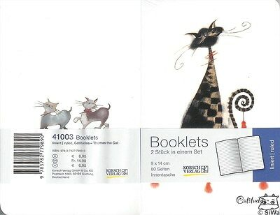 Booklets 2x >Cat<