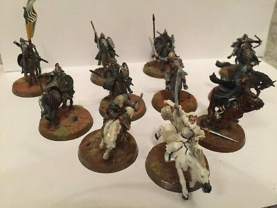 Lord of the rings Games workshop Riders of Rohan lot Gandalf Eomer Theoden