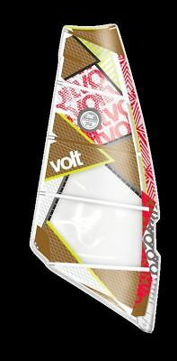 TOP 2015 NORTH Volt  4,2  C8  brown red  !   5 Batten  Wave  NEU
