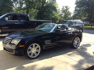 2005 Chrysler Crossfire limited 2005 chrysler crossfire limited convertable