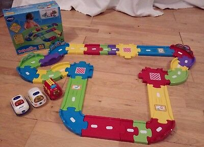 Toot Toot drivers Deluxe Track plus vehicles