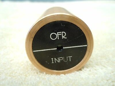 OFR OPTICAL FOR RESEARCH FREE-SPACE FARADAY ISOLATOR NOW MODEL # found.