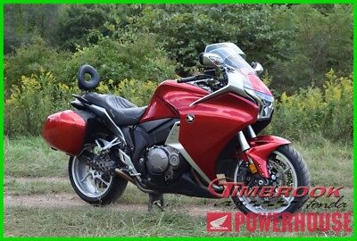 Honda VFR1200F  2010 Honda VFR1200F Fast and With Many Options Must See This ONE