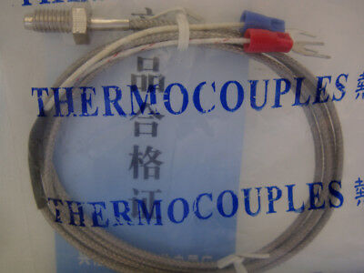 1M 3.3ft K Type Thermocouple Control Temperature Controller 0-800C Sensor Probe