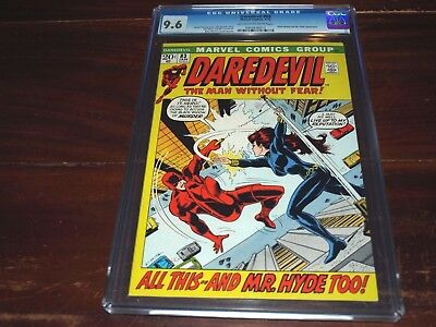 Marvel Daredevil 83  Cgc 9.6