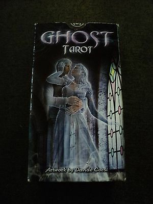 Ghost Tarot Cards Deck & Booklet Set - Gently Used - Boxed & Complete - Near New