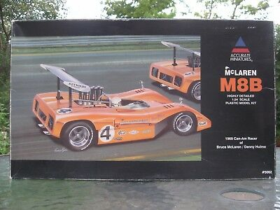 ACCURATE MINIATURES 1/24 McLAREN M8B  #5002