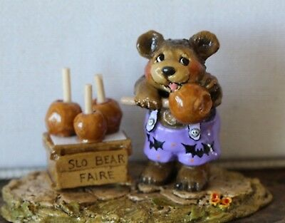 Wee Forest Folk BB-16, The Bear Faire LIMITED!
