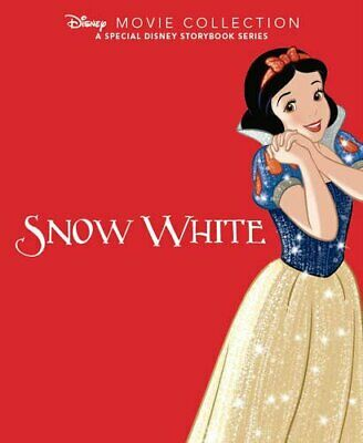 Disney Movie Collection Snow White by Disney Book The Cheap Fast Free Post