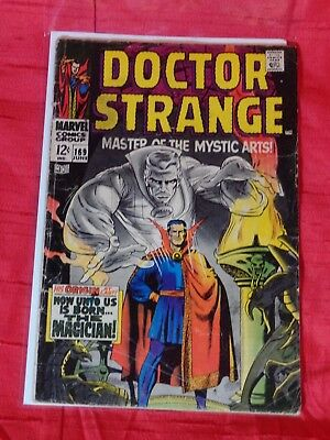 Doctor Strange 169, Good-/Good No Reserve