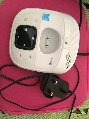 Doro PhoneEasy 105W Single DECT Cordless Phone - MAIN BASE AND CHARGER ONLY !!
