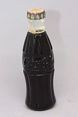Original WWII Era 1940s COCA COLA Bottle Cigarette Lighter Vintage Advertising