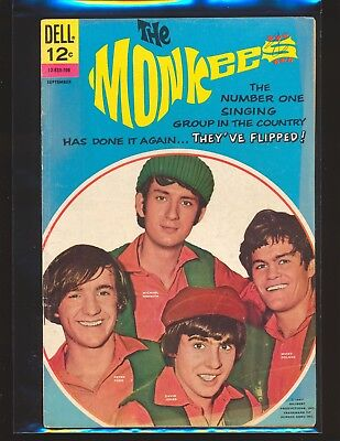 Monkees # 4 VG/Fine Cond.