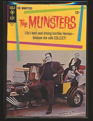 Munsters # 3 VG/Fine Cond.