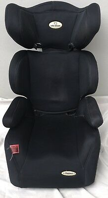 Infa-Secure Adjustable Booster Seat With Anchrage - travale