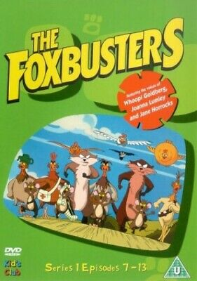The Foxbusters: Series 1 - Episodes 7-13 [DVD] - DVD  N0VG The Cheap Fast Free