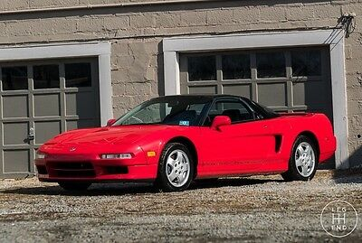 1991 Acura NSX Base Coupe 2-Door 1991 Acura NSX Manual Perfect All original 56k miles