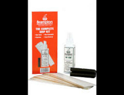 The Complete Diy Brampton Grip Kit - Paper Tape, Solvent And Rubber Grip Vice