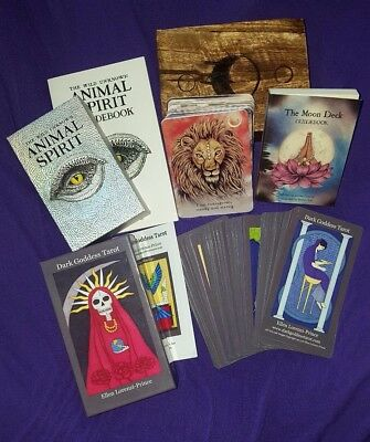 Tarot and Oracle Deck Lot #2