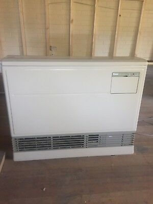 Gas/ Electric Wall Heater