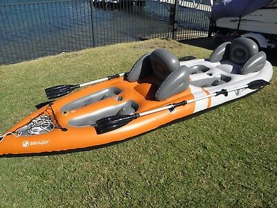 Sevylor inflatable tandem kayak