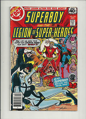 Superboy (Legion of Superheroes)  #246  FN