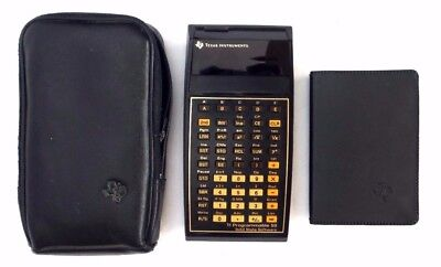 Texas Instruments Ti-59 Programmable Calculator