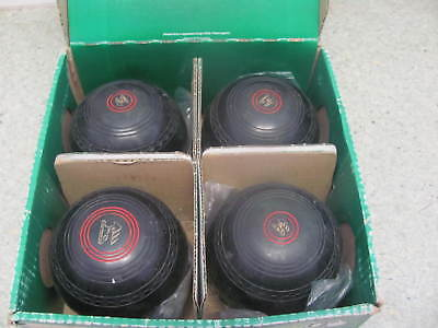 Henselite Lawn Bowls   Size 4 7/8 Championship    Must See