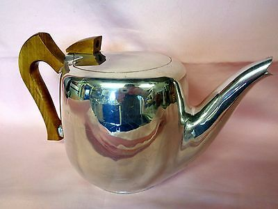 1950s MID-CENTURY PIQUOT WARE  TEAPOT  LOVELY CLEAN CONDITION