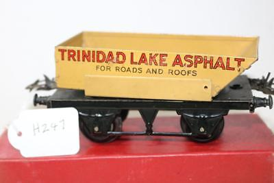hornby o gauge no1 rotary tipping  wagon in box  [ h247]