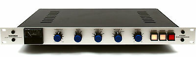 RADIOMAN SSL G-Series Stereo-Bus-Compressor Clone, Alan Smart, dbx VCAs