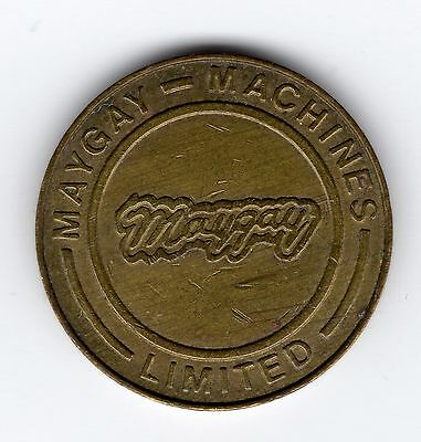 Token Maygay Machines Ltd 20p very nice R36567